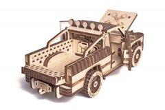 Механический 3D-пазл из дерева Wood Trick Пикап WT-1500