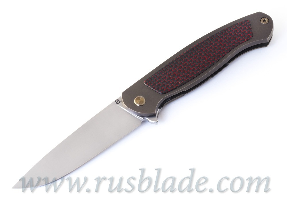 Cheburkov Scout M390 RED CF