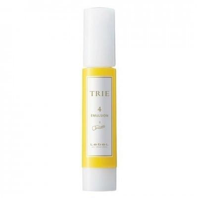 Lebel Trie: Крем-эмульсия для естественной укладки волос (Emulsion 4), 50г