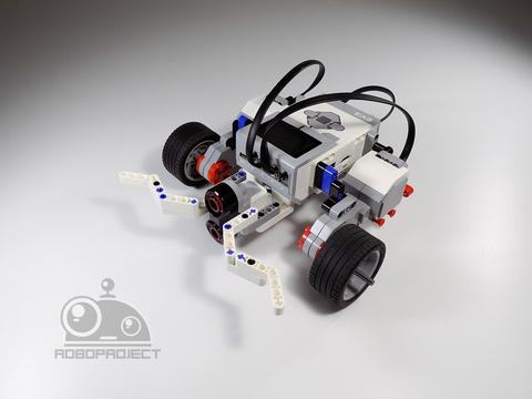 Колесные роботы
