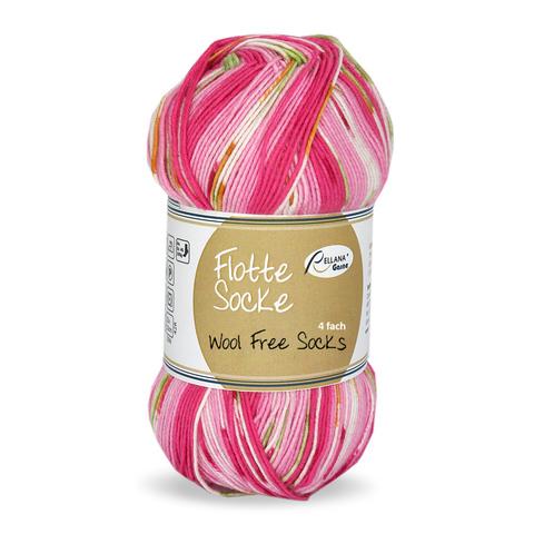 Rellana Flotte Socke Wool Free Stretch 1370