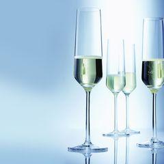 Набор фужеров для шампанского 209 мл, 6 шт, Pure, фото 2