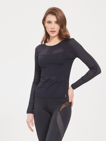 Рашгард Action Collection Long Black