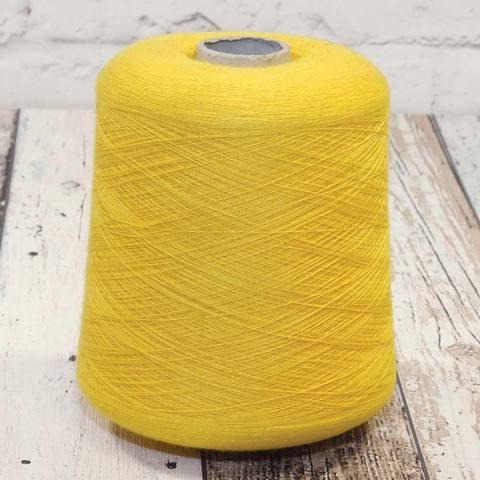 Хлопок с кашемиром (50%) MA PONTE FELCINO F2014 2/60 желтый