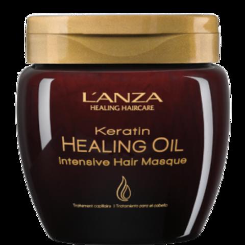 Keratin Healing Oil Intensive Hair Masque  Маска интенсивного восстановления для волос с кератиновым эликсиром 210 мл