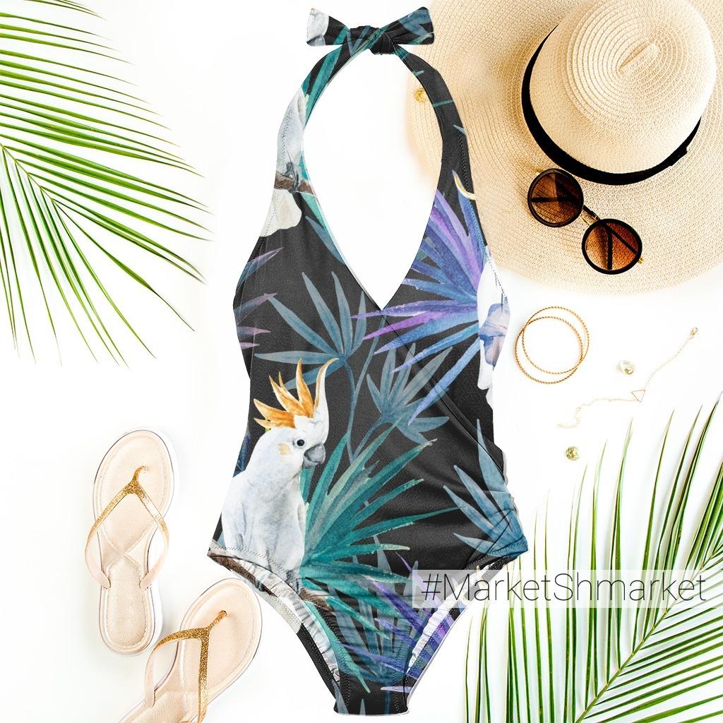 Blue tropics