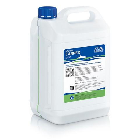 Профессиональная химия Dolphin Carpex для ковровых покрытий 5л