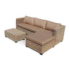 Комплект мебели из натурального ротанга KM-2002