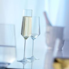 Набор фужеров для шампанского 209 мл, 6 шт, Pure, фото 3