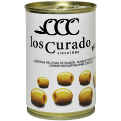 Los Curado Оливки фаршированные лососем,  300г