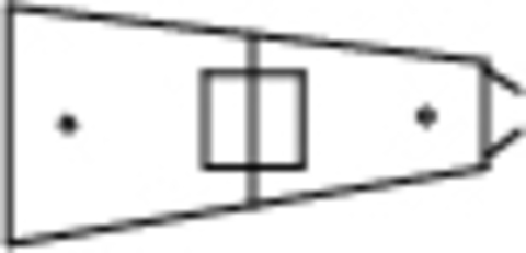 Пристройка для веерного депо, (TT)