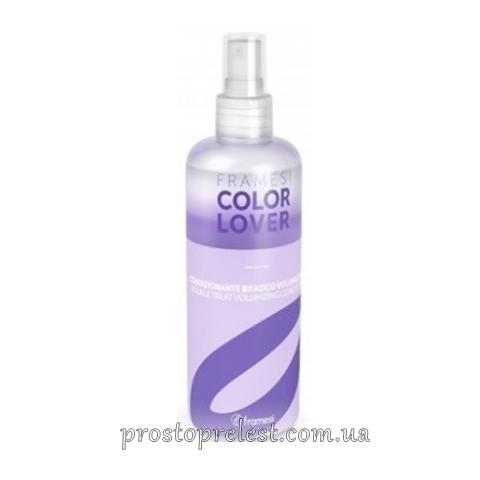 Framesi DOUBLE TREAT VOLUMIZING CONDITIONER - Спрей-кондиционер для объема тонких волос