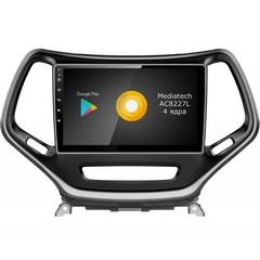 Штатная магнитола на Android 8.1 для Jeep Cherokee Roximo S10 RS-2202