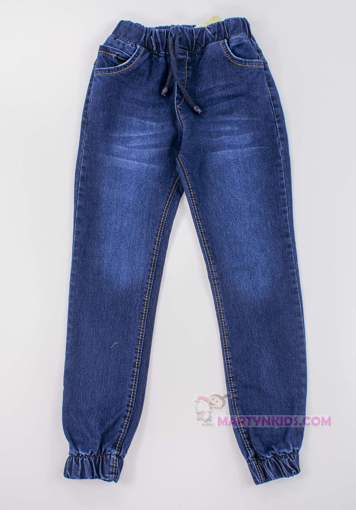 3391 джинсы-джогеры Классик  стрейч 2
