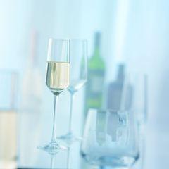 Набор фужеров для шампанского 209 мл, 6 шт, Pure, фото 4