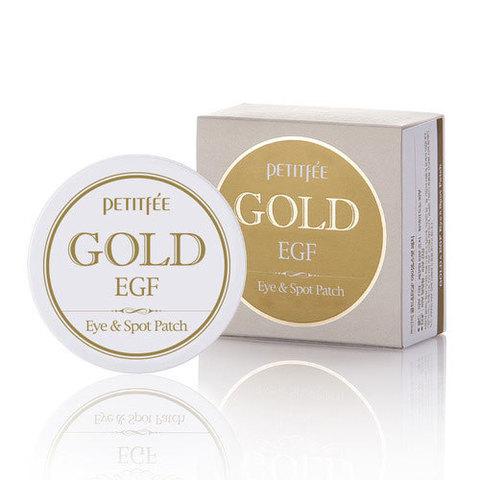 Petitfee Gold & EGF Eye & Spot Patch патчи под глаза с лифтинг эффектом с золотом