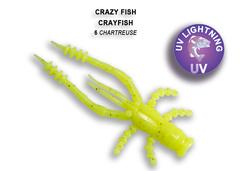 Силикон CRAZY FISH CRAYFISH 26-45-6-6