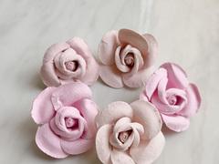 Набор бумажных цветов