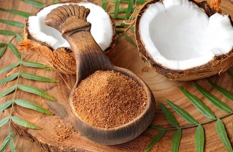 Кокосовый сахар POLEZZNO, 150гр