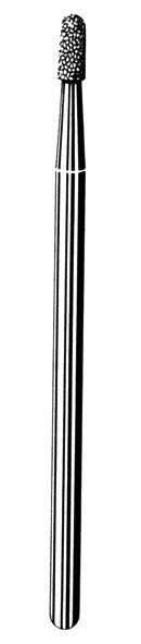 Лабораторные алмазные инструменты «SS WHITE» серия LAB 211/4020 Группа III. Средняя крошка.