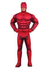 Сорвиголова костюм с мускулами — Daredevil Costume