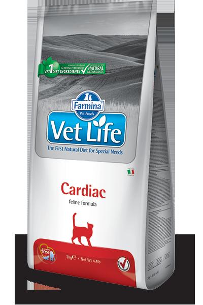 Сухой корм Ветеринарный корм для кошек, FARMINA Vet Life CARDIAC, при сердечной недостаточности farmina-vet-life-feline-cardiac_web.png