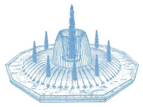 Фонтанный комплект Fountain System C538|C539