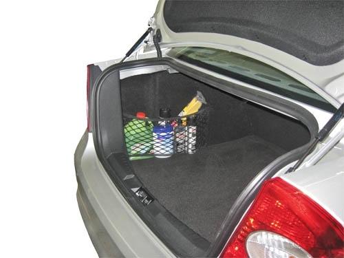 Сетка для ниш в багажник автомобиля Comfort Address (Set 008)
