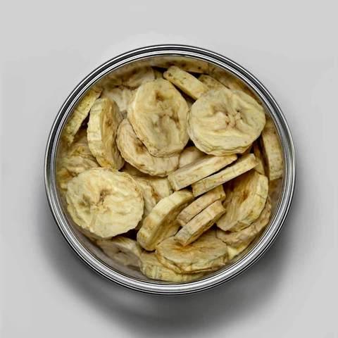 Банан сублимированный 'Тройная точка', 78г