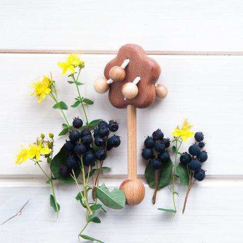 Погремушка «Яблонька»