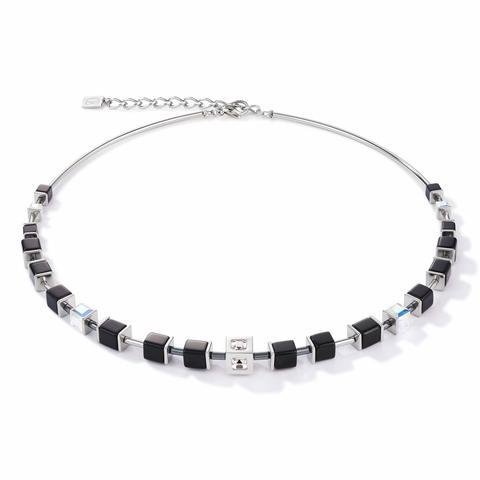 Колье Black- Silver 5050/10-1317