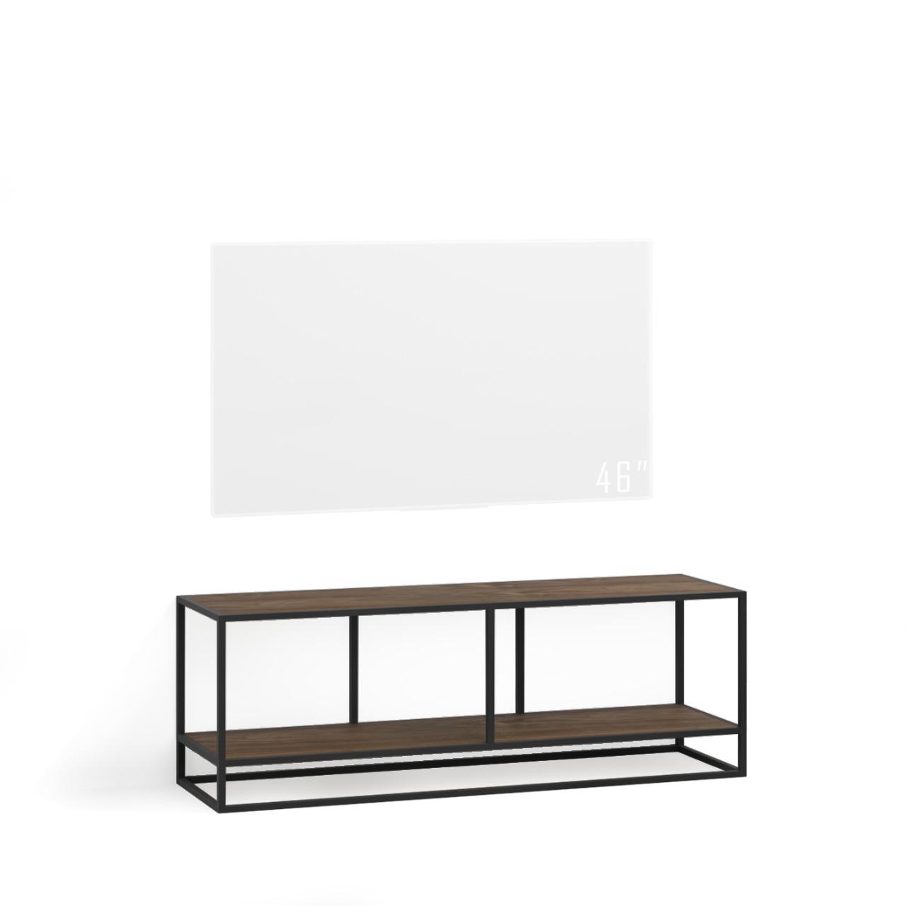 Тумба TV stand lite 2 black - вид 5