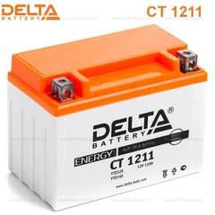 Аккумулятор DELTA 12V 11Ah (CT1211)