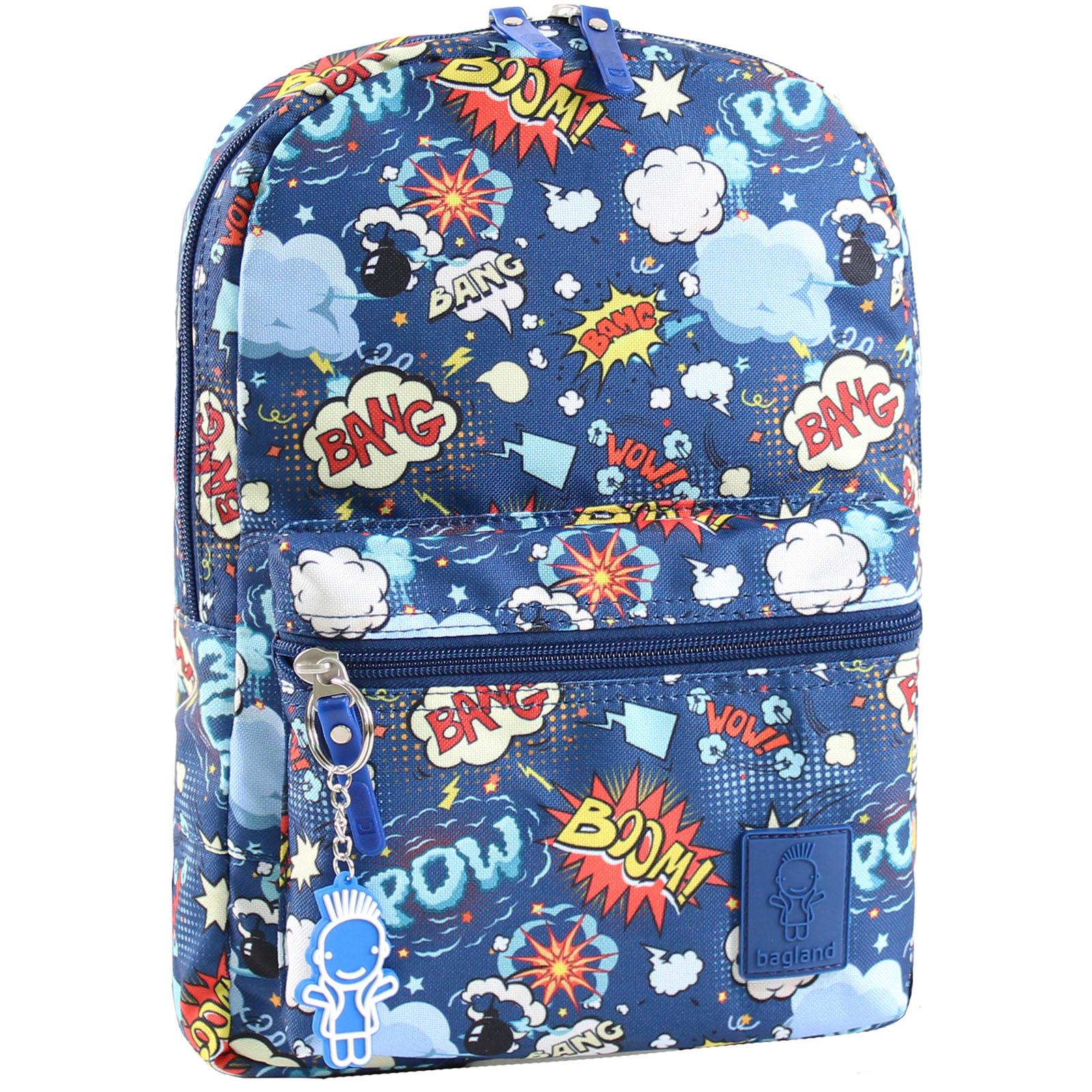 Детские рюкзаки Рюкзак Bagland Молодежный mini 8 л. сублимация 341 (00508664) IMG_9406.JPG