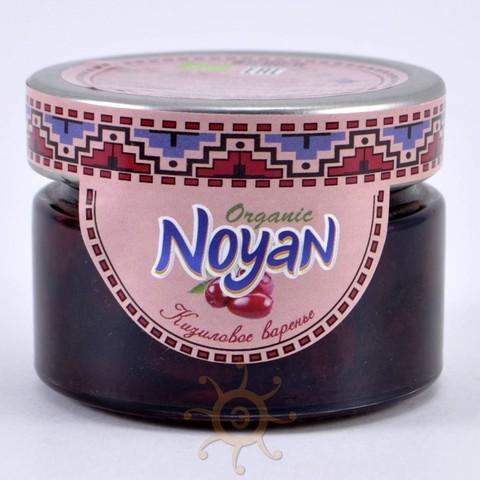 """Варенье из кизила """"Organic"""" Noyan, 150г"""