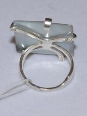 Монэ(кольцо + серьги из серебра)
