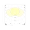 Диаграмма светораспределения для аварийных светильников Formula 65 LED Extreme