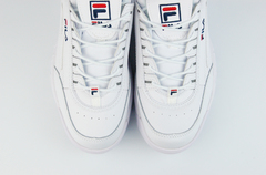 кроссовки Fila Disruptor 2 Wmns Triple White