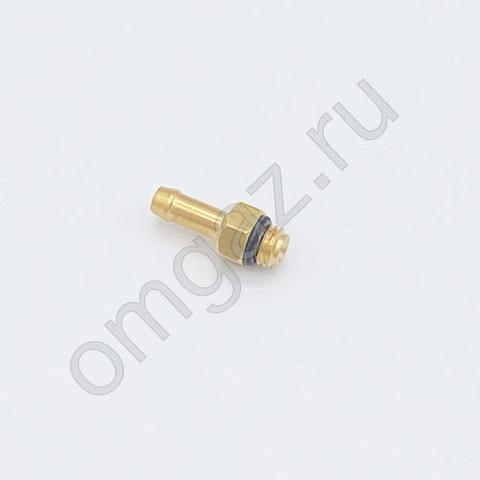 Жиклер на форсунки Atiker 1,7 мм-М8 латунь