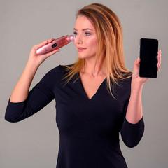 Прибор для вакуумной чистки лица Sleek