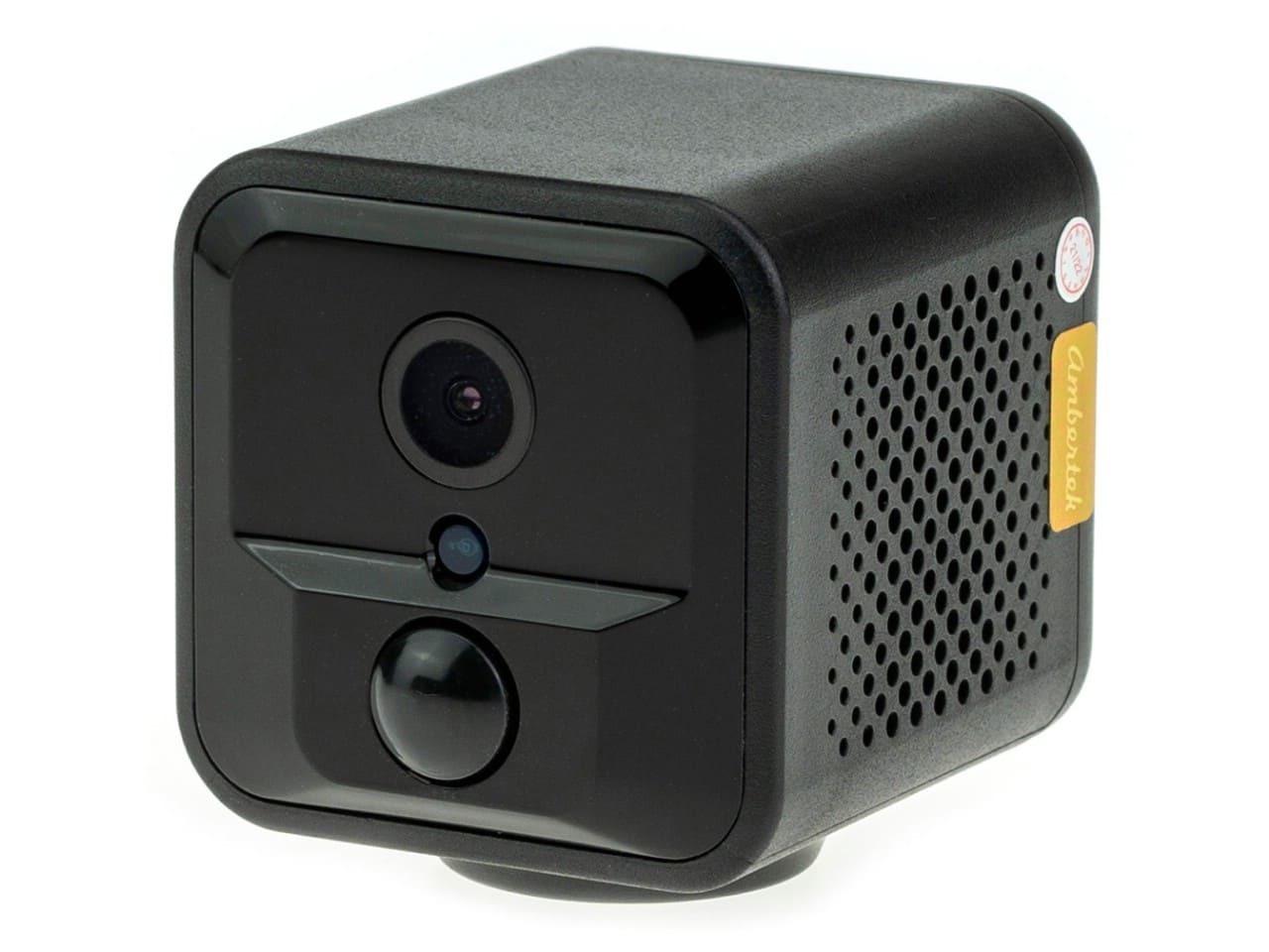 Wi-Fi IP видеокамера Ambertek Q85S FOWL