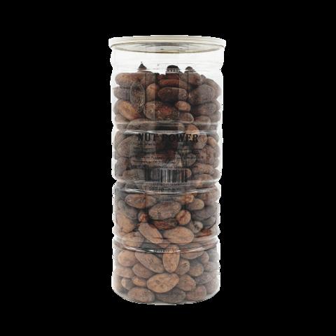 Какао-бобы сорт Криолло сушеные, необжаренные NUT POWER, 500 гр