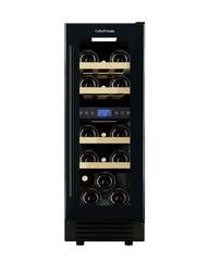 Встраиваемый винный шкаф под столешницу, ширина 30 см