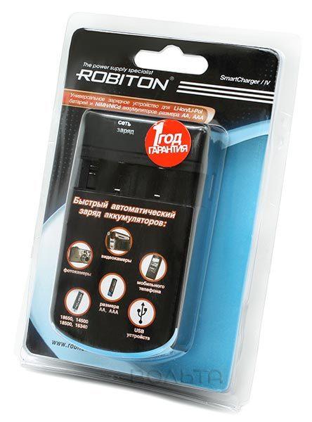 зарядное устройство Robiton SmartCharger/IV отзывы