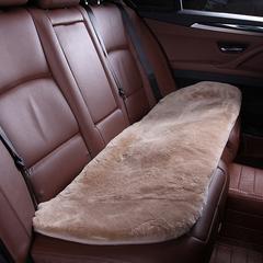 Подушка на заднее сиденье из натурального меха (Овчина, короткий ворс, цельная шкура, Австралия)
