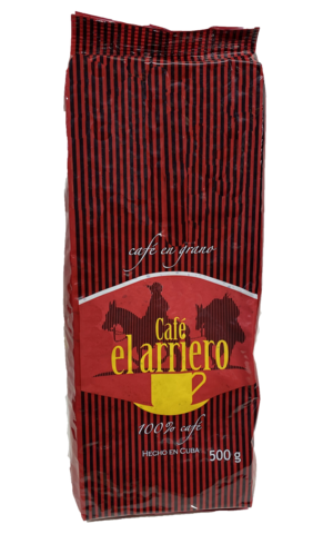 Кофе в зернах ARRIERO Puro 500 г