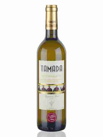 Вино защищ.Цинандали бел.сух. 12* (Милдиани) Алкомаркет 0,75л