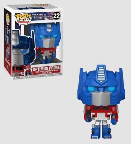 Optimus Prime (22) Transformers Funko Pop! || Оптимус Прайм