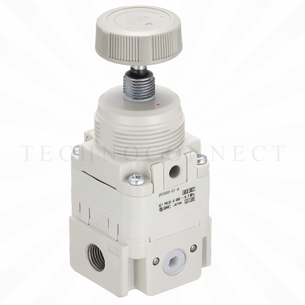 IR2210-F02-A   Регулятор давления, 0.02-0.4 МПа, G1/4