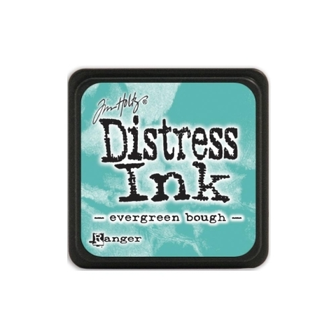 Подушечка Distress Ink Ranger - evergreen bough